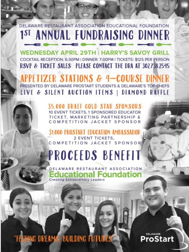 2nd Annual Fundraising Dinner